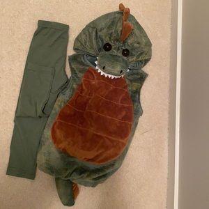 Halloween Dino custom set